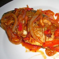 Jamaican Eschovished Fish