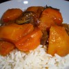 Tangine with Butternut Squash