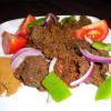 Suya Beef Shish Kebab